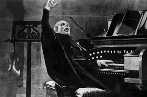 Lon Chaney, Sr. in the 1925 film The Phantom of the Opera