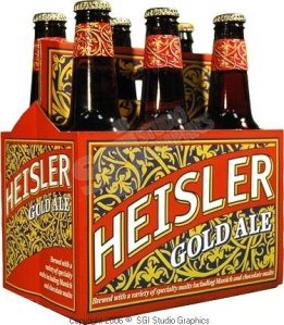 """Heisler Gold Ale"" produced by Independent Studio Services"