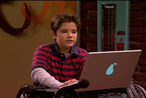 """Pearbook"" on iCarly"