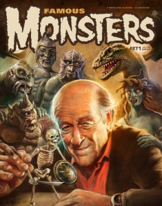 Famous Monsters cover by Terry Wolfinger