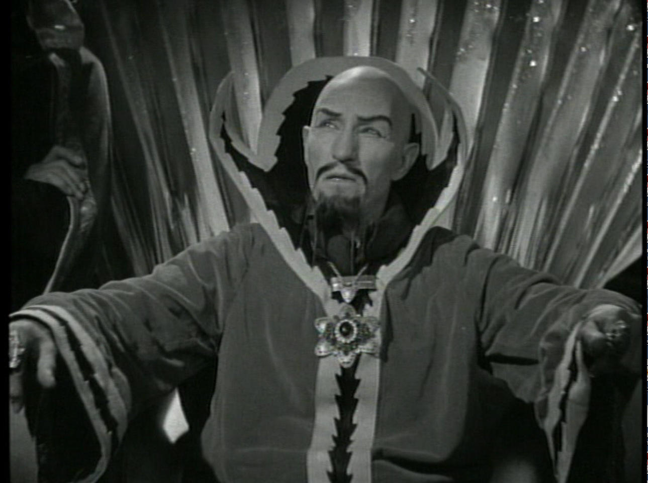 Image result for on the throne, emperor ming 1936