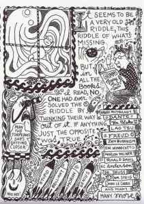 Lynda Barry Two Questions 5
