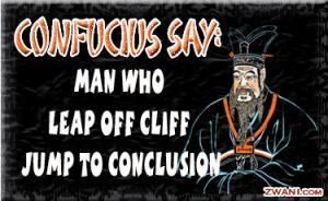 Confuciussay