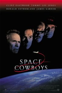 Despite the title, not a space Western