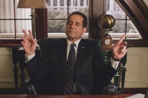 Tony Shalhoub as Sen. Red Wheatus